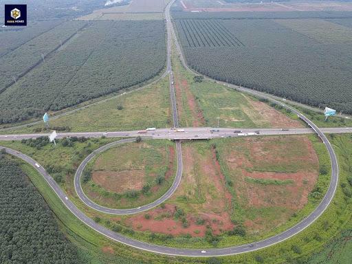 Cao tốc Dầu Giây - Liên Khương sẽ kết nối với cao tốc TP HCM - Long Thành - Dầu Giây hiện nay.