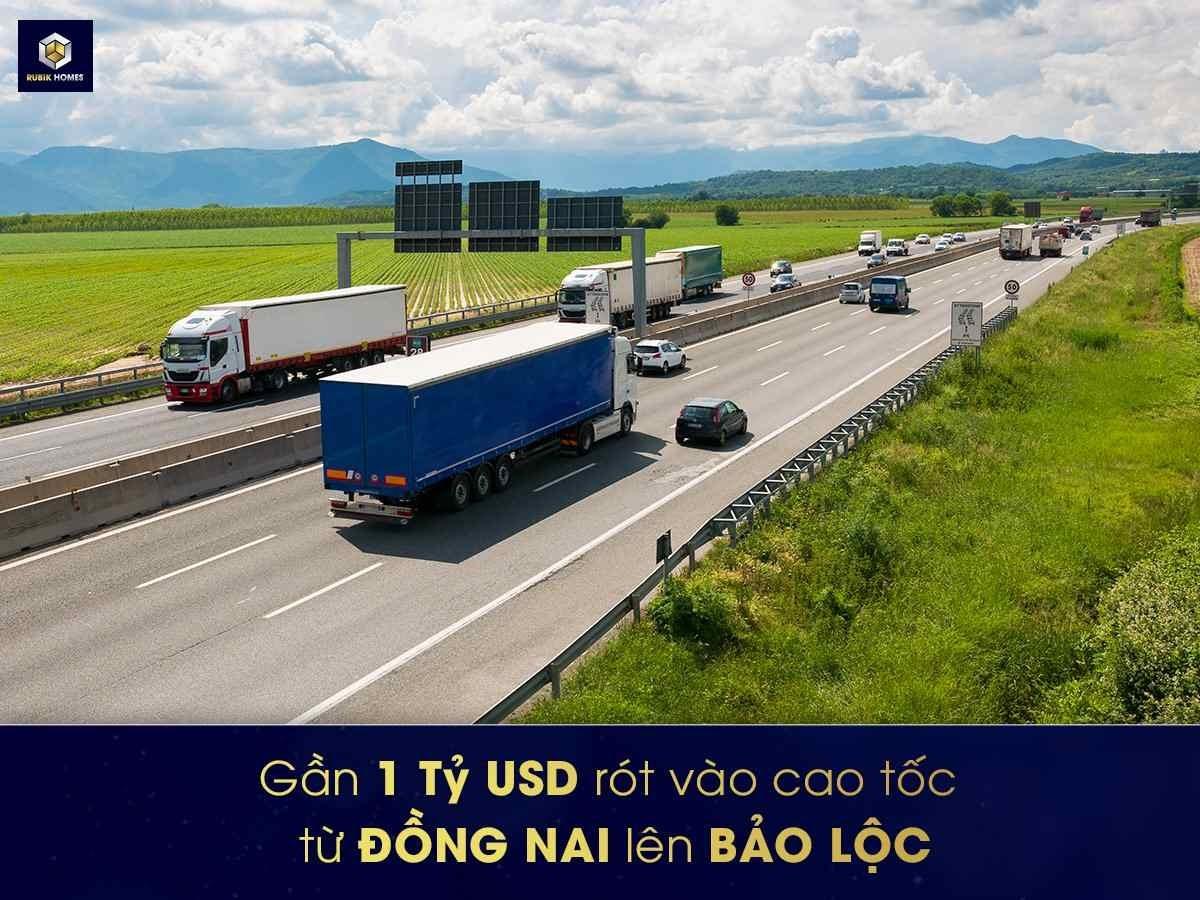 Cao Tốc Tân Phú -Bảo Lộc
