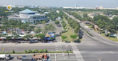 """Hạ tầng nâng cấp bất động sản Phú Mỹ """"nóng"""" lên nhà nhà đi công chứng mua đất"""