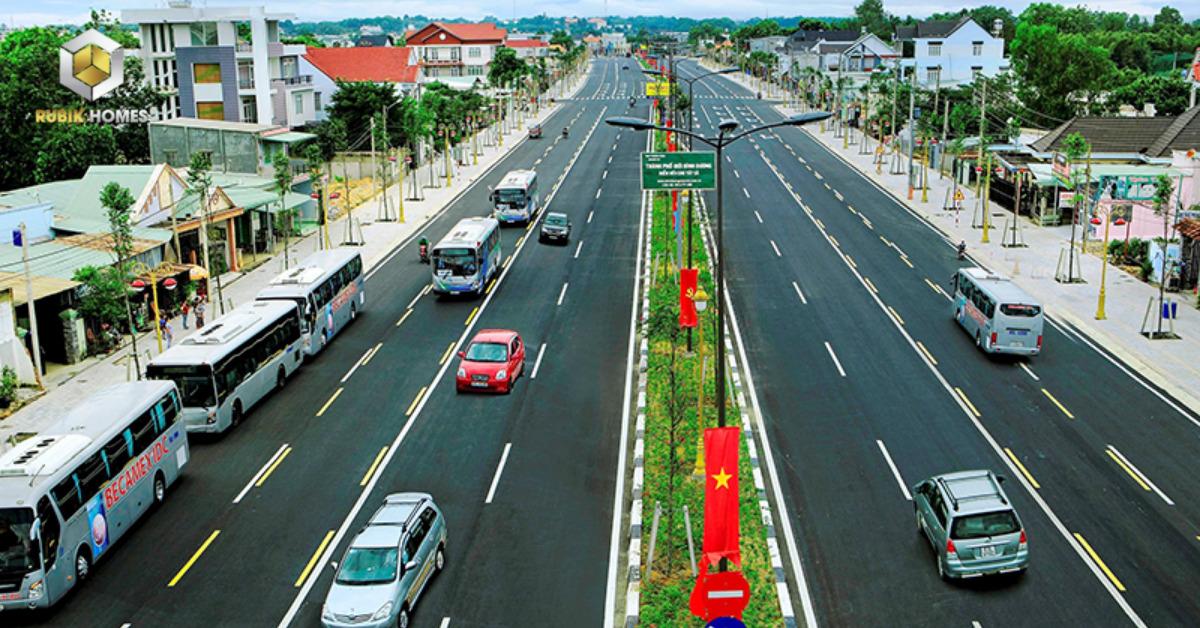 Khi hoàn thành các tuyến đường giúp giảm ùn tắc, giảm tải cho các đường chính