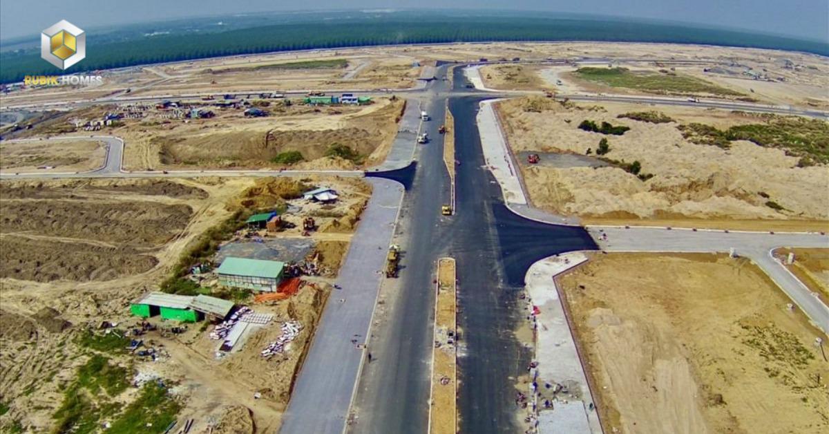 Khởi công cao tốc Dầu Giây – Liên Khương Đà LạtMặt bằng sân bay Long Thành được bàn giao