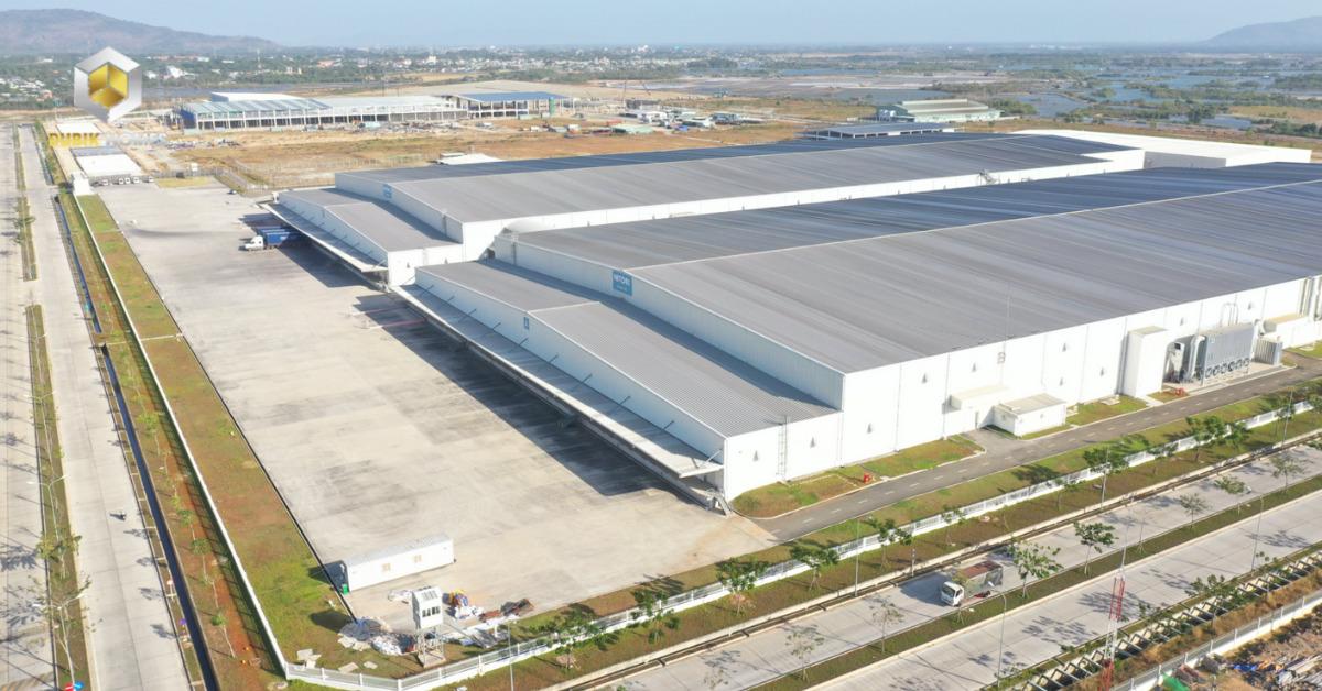 Nhà máy Nitori Holdings Co.,Ltd (Nhật Bản)