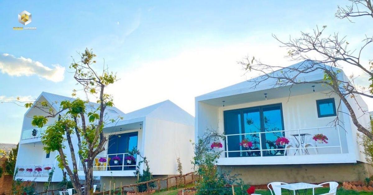 Khu nghỉ dưỡng triệu đô mà Lý Nhã Kỳ đã xuống tiền đầu tư tại Đà Lạt.