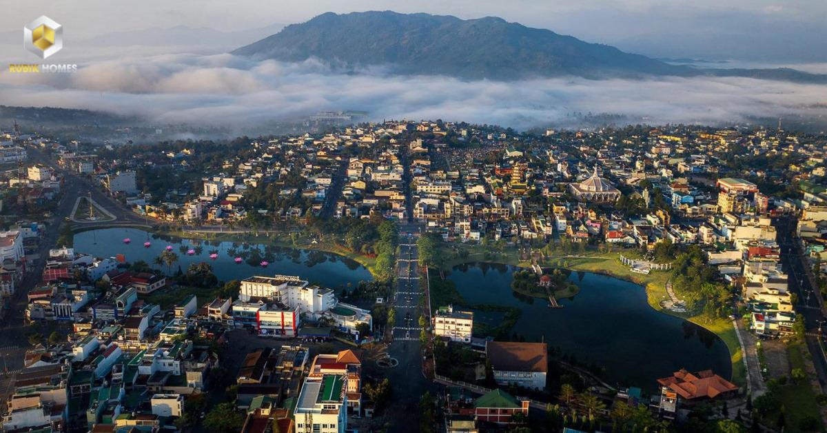 Bất động sản Lâm Đồng